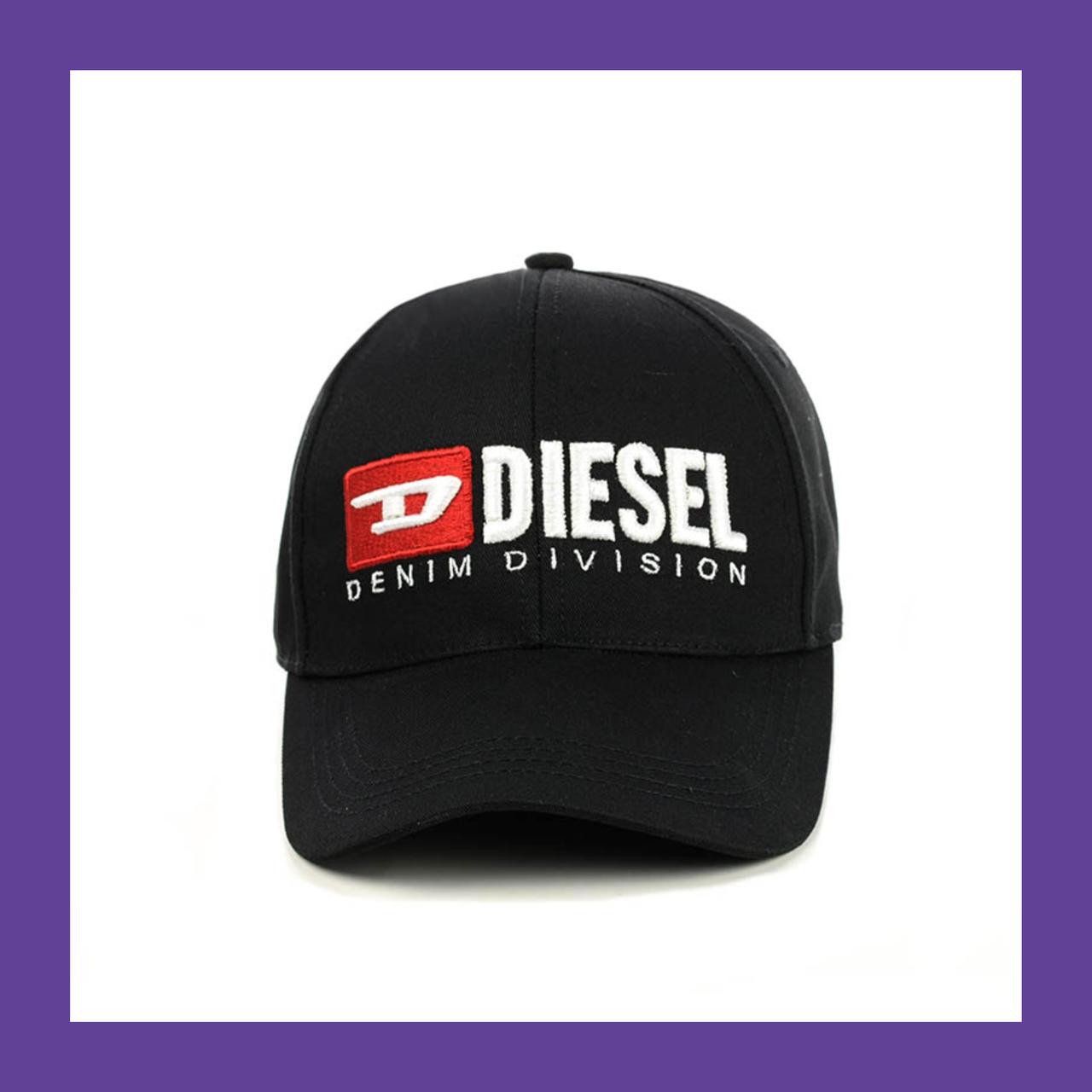 Кепка- бейсболка Diesel