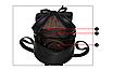 Рюкзак жіночий кожзам Agness Бежевий, фото 4