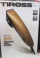 Tiross TS-406 Машинка для стрижки волос Польша новая