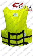 Страховочный жилет VERUS 90-110 кг для активного отдыха на воде