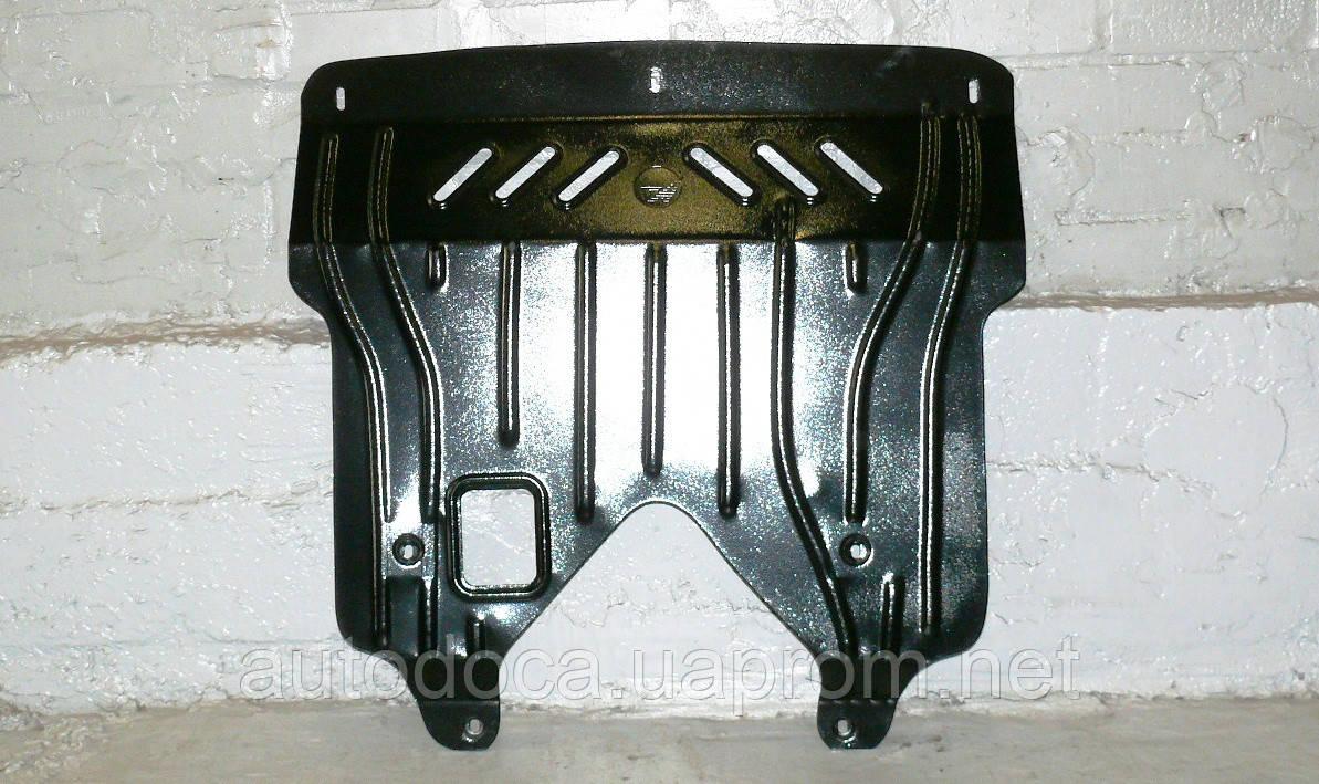 Защита картера двигателя и кпп Fiat Doblo  2001-