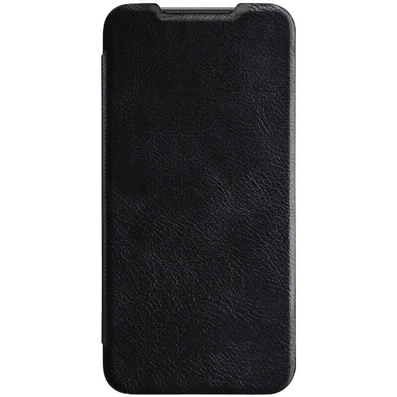 Защитный чехол-книжка Nillkin для Xiaomi Mi 9 SE  Qin leather case Black Черный