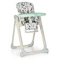 Детский стульчик-трансформер для кормления ME 1031 MAJOR NORDIC GRAY, фото 1