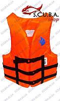 Страховочный жилет VERUS 120-160 кг для активного отдыха на воде