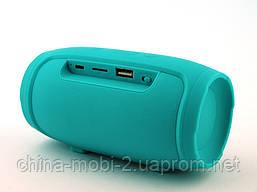 JBL Charge mini 4 копия, портативная колонка с Bluetooth FM MP3, зеленая мята, фото 3