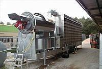 Мобильные зерносушилки STELA, модель MUF 70