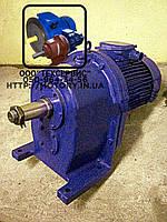 Мотор - редуктор 1МЦ2С125 28 об/мин с эл.двиг. 3 кВт , фото 1