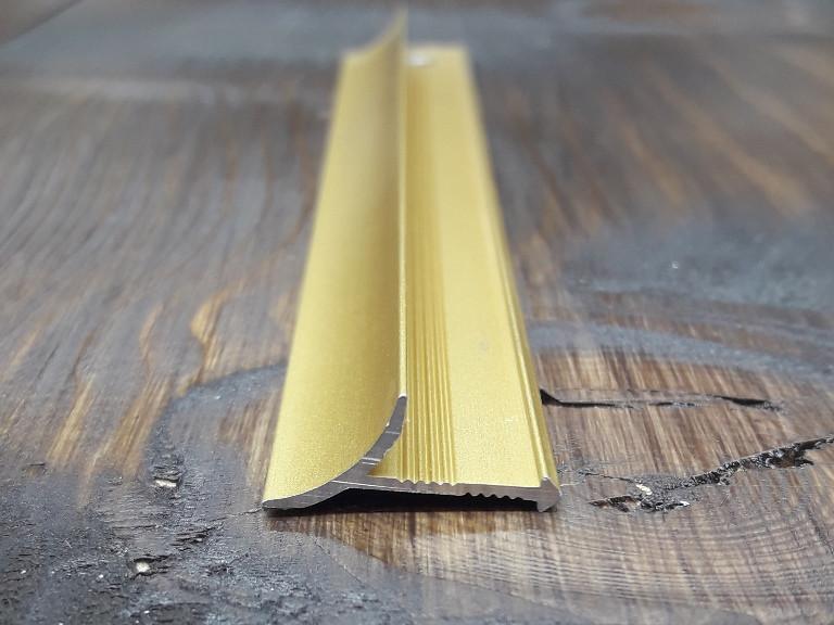 Профиль для плитки угловой внутренний 8,5мм. Длина 2,7м