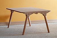 Деревянный столик конструктор для завтраков Bedtime