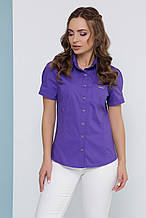 Блуза 1820 фіолетовий
