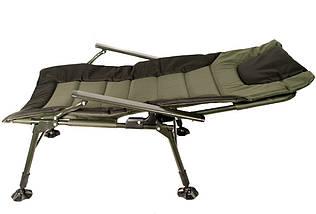 Кресло карповое Ranger Wide Carp SL-105  зелено - черное, фото 3