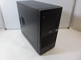 Системный блок, компьютер, Intel Core i3 4370, 4 ядра по 3,8 ГГц, 4 Гб ОЗУ DDR-3, HDD 0 Гб