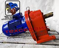 Мотор - редуктор 1МЦ2С125- 45 об/мин с эл.двиг 3 кВт, фото 1