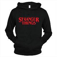 Stranger Things 01 Толстовка с капюшоном мужская