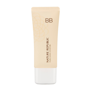 Nature Republic Увлажняющий ББ крем Pure Shine Cover BB SPF35 PA ++ 35g, #01
