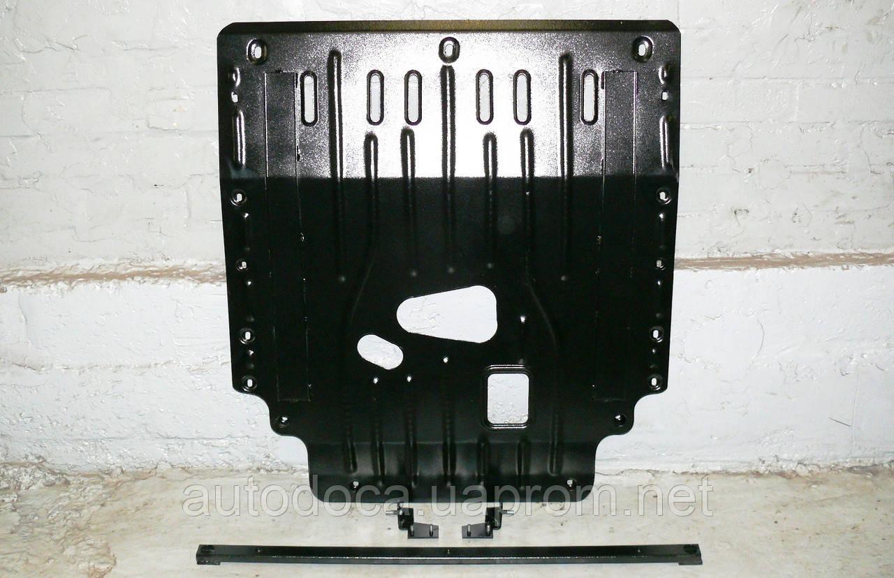Защита картера двигателя и кпп Fiat Ducato  2006-