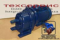 Мотор - редуктор 1МЦ2С125  - 112 об/мин с эл.двиг  5.5 кВт, фото 1