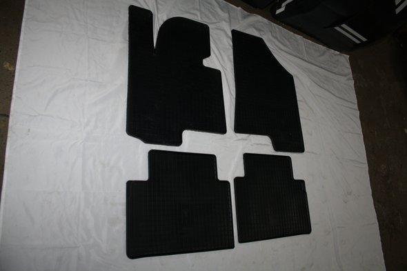 Резиновые коврики (4 шт, Stingray Premium) Hyundai IX-35 2010-2015 гг.