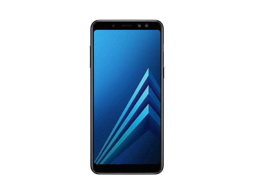 Смартфон Samsung A730F Galaxy-A8+ (2018) 4/64GB Black