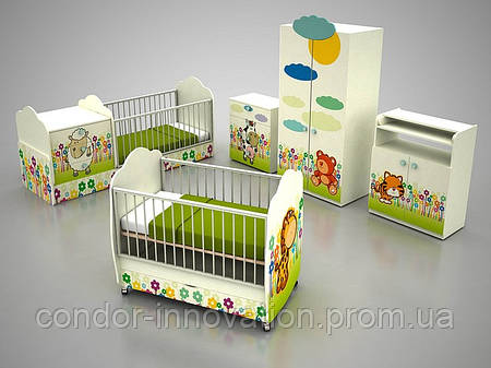 Меблі для оформлення дитячої