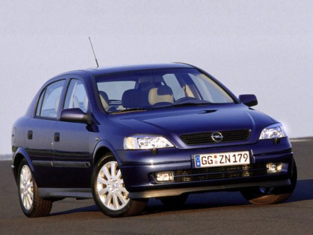Opel astra g (2001+)