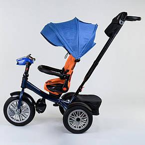 Велосипед трехколесный best trike 9288 с поворотным сиденьем, фото 3