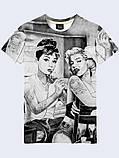 Мужская футболка 3D тм Vilno, фото 2