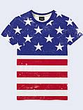 Мужская футболка 3D тм Vilno, фото 3