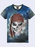 Мужская футболка 3D тм Vilno, фото 4