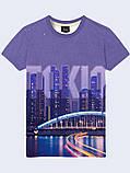 Мужская футболка 3D тм Vilno, фото 7