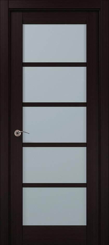 "Двери межкомнатные Папа Карло ""Millenium-15"" венге"