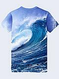 Мужская футболка 3D тм Vilno, фото 8