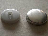 Пуговица под обтяжку тканью №40(24 мм)
