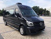 Микроавтобус Mercedes Sprinter черный VIP класса аренда