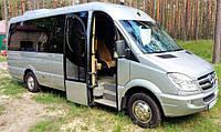 Микроавтобус Mercedes Sprinter VIP серебро прокат