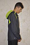 Мужская ветровка-жилетка Adidas ClimaLite F50., фото 4