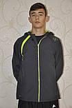 Мужская ветровка-жилетка Adidas ClimaLite F50., фото 2