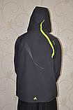 Мужская ветровка-жилетка Adidas ClimaLite F50., фото 6