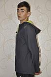 Мужская ветровка-жилетка Adidas ClimaLite F50., фото 3