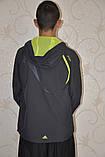 Мужская ветровка-жилетка Adidas ClimaLite F50., фото 5