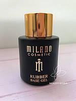 Rubber Base Gel Milano 20 мл (без кисточки)