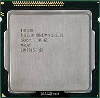 Процессор, Intel Core i3-2120 3 МБ, 3,30 ГГц, фото 1