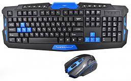 Бездротовий комплект (клавіатура і мишка) UKC HK-8100