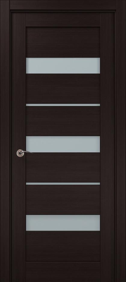 "Двери межкомнатные Папа Карло ""Millenium-22"" венге"