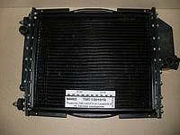 Радиатор МТЗ 80 82 на Д 240 243 4-х рядн. алюминиевый