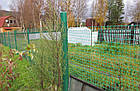 Садовая сетка 2 м х 100 м (ячейка 30мм*35мм), фото 5