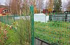 Садовая сетка 1,5 м х 100 м (ячейка 30мм*35мм), фото 4