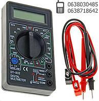 Мультиметр цифровой с дисплеем DT-832