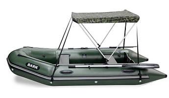 Тент солнцезащитный на лодку Bark