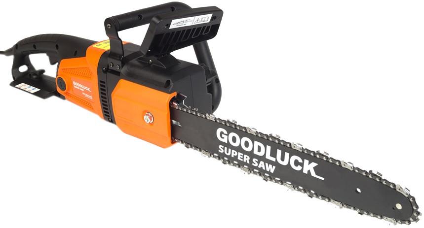 Електропила Super GoodLuck ECS 2850/405 1 Шинь + 1 Ланцюг. Пила ланцюгова GoodLuck